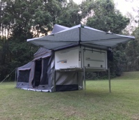2m Wrap-around - 270 Awning