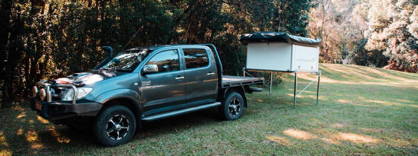 Traymate Campers | The Slide-on Aluminium Ute Canopy Reinvented