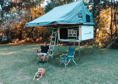 Rooftop Tent(2)